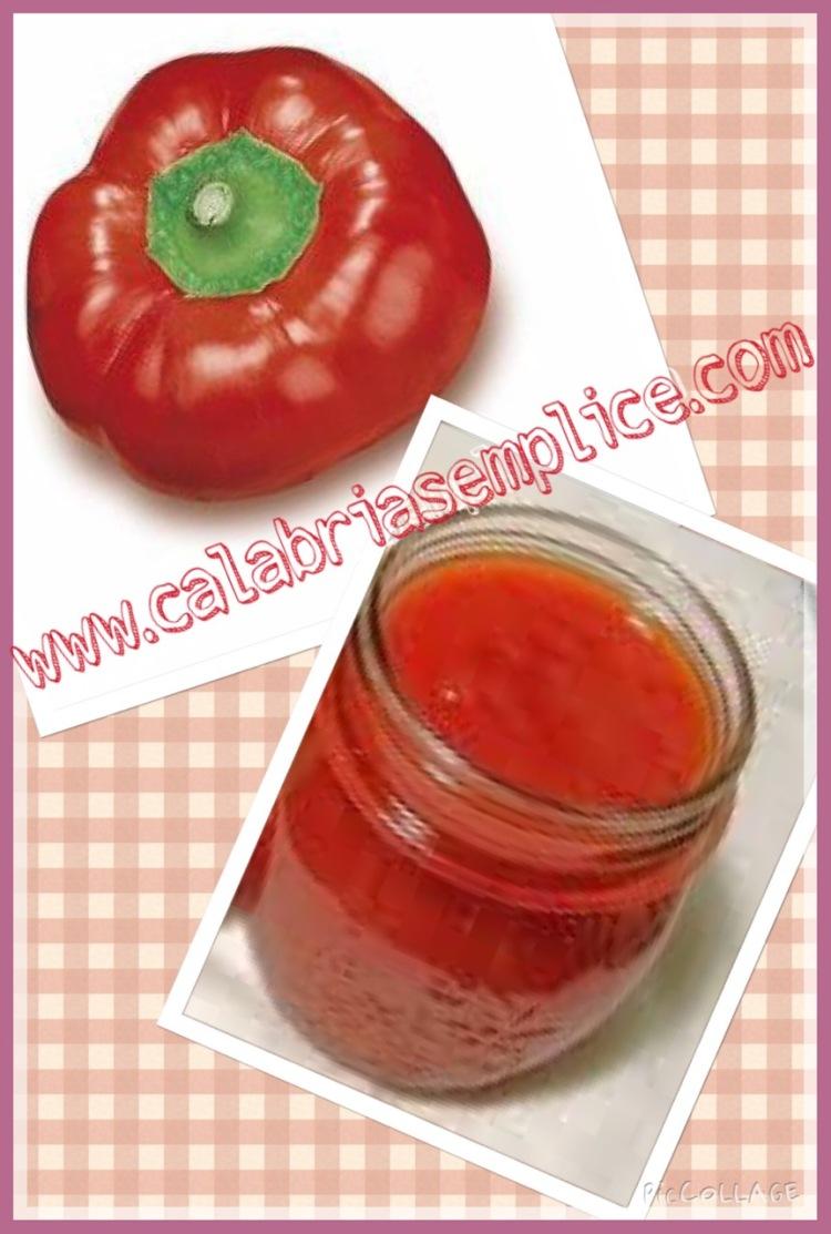 Conserva peperoni